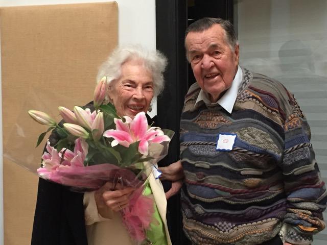 Elenor turns 90